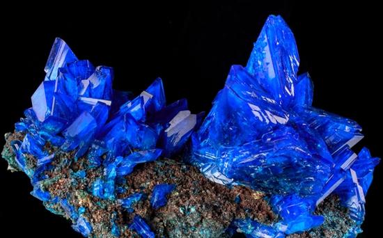 batu beracun chalcanthite