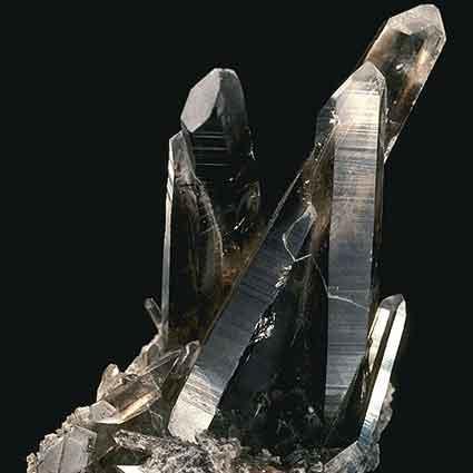 kristal untuk stres