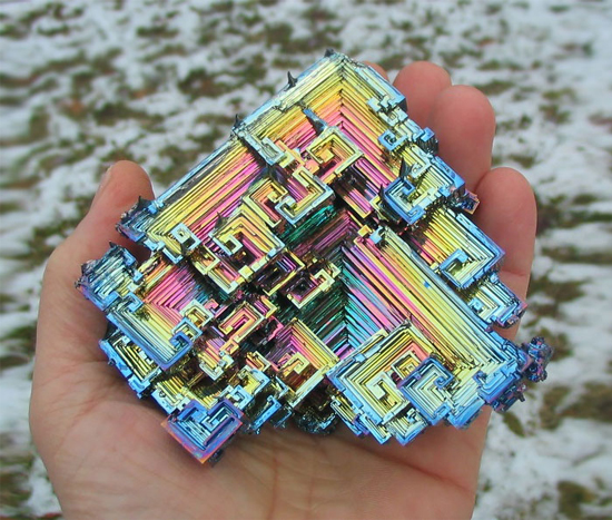 jenis batu akik bismuth