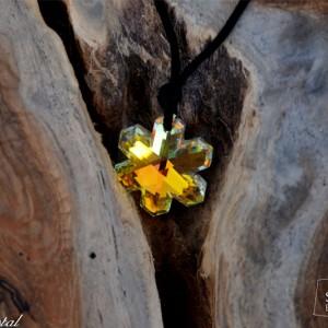crystal swarovski schneeflocke