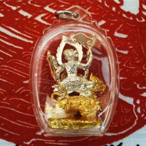 sri hanuman riding singha 2