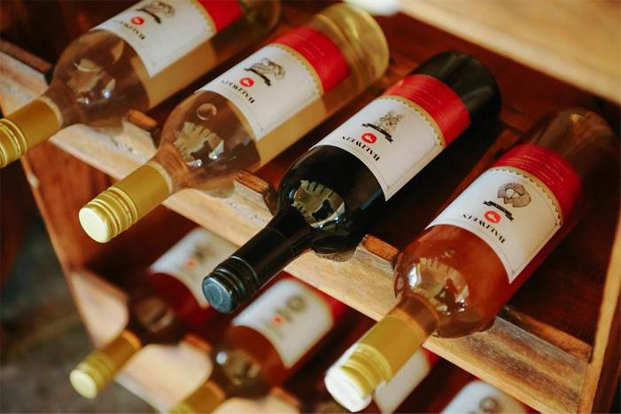 wine bali